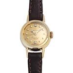 チューラ― オメガ wネーム ダイヤ レディース時計
