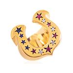 テンダーロイン horseshoe ring k9