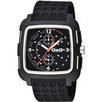 D&G 腕時計 SQUAREブラック
