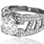 ハリーウィンストン ダイヤモンドリング