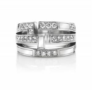 ハリーウィンストン ダイヤ 指輪