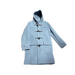 インバーティア ブルー コート