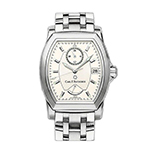 Bucherer Patravi T24 Stainless Steel Silver Dial Automatic Watch