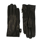 オルチアーニ ジップ付き手袋 レディース