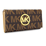 マイケルコース MK 長財布