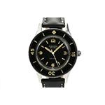 ブランパン  アクアラング ブラック メンズ時計