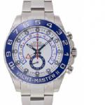 ロレックス ヨットマスターII Ref.116680 ホワイト