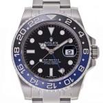 ロレックス GMTマスターⅡ 116710BLNR
