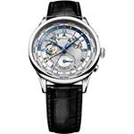 モーリスラクロア Masterpiece Worldtimer watch