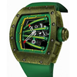 リシャールミル RM008 グリーン メンズ