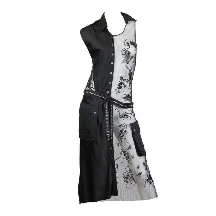 モスキーノ カクテル ドレス