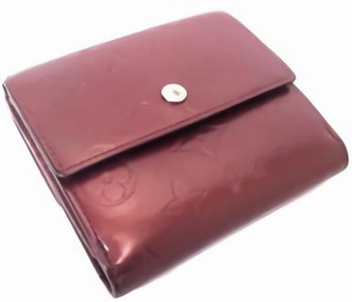 ルイヴィトン Wホック財布