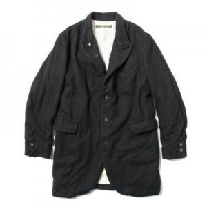 ポールハーデン シンプルジャケット ブラック
