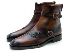 ベルルッティ VICEVERSA ブーツ