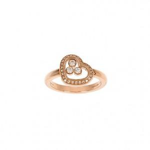 ショパール ハッピーダイヤモンド 指輪