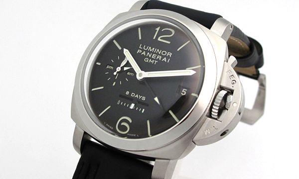 パネライ ルミノール GMT 8デイズ PAM00233