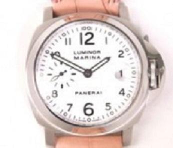 パネライ SS/革 ルミノールマリーナ   PAM00049