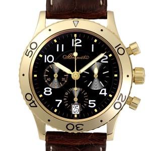 ブレゲ トランスアトランティック タイプ20XX K18PG 時計