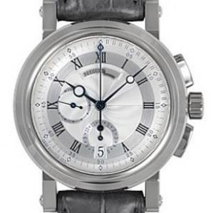 ブレゲ マリーンⅡ 5827 クロノグラフ メンズ 時計
