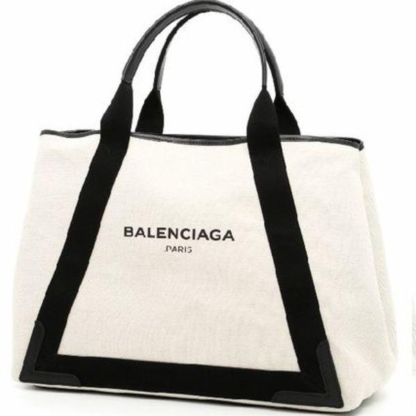 バレンシアガ キャンバスバッグ M 2015-16AW新作