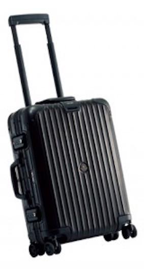 モンクレール ×リモワ コラボスーツケース