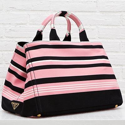 プラダ カナパ ラージサイズ 2wayバッグ