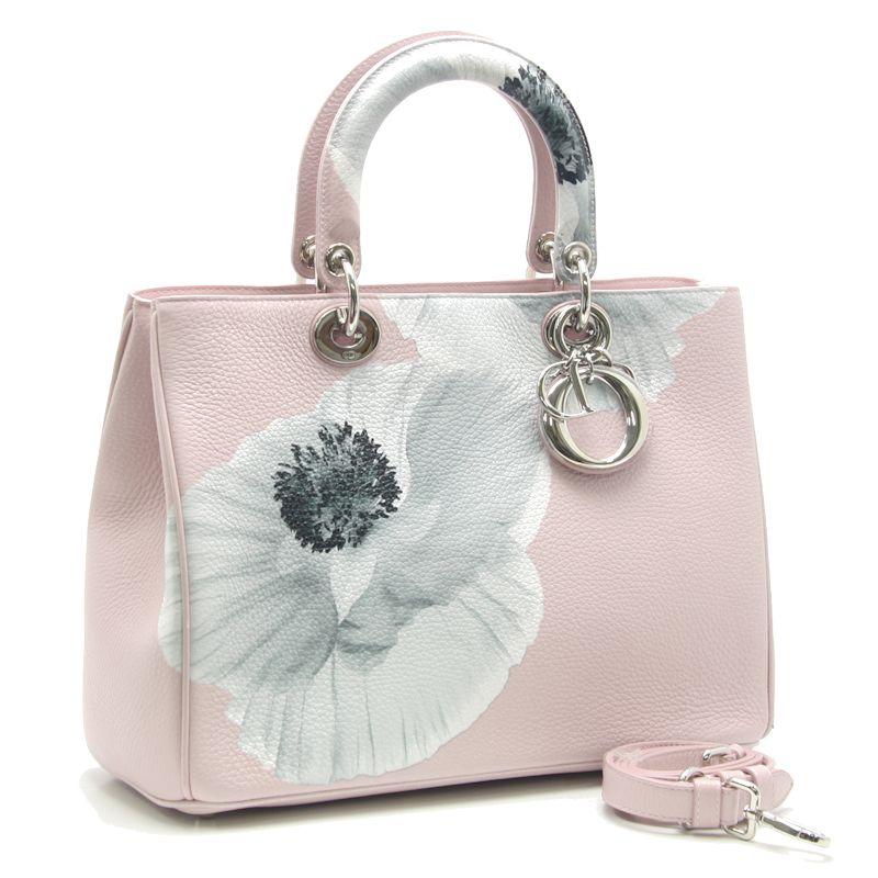 レディディオール  花柄 バッグ