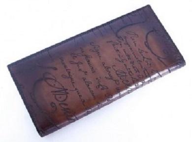 ベルルッティ カリグラフィー 長財布