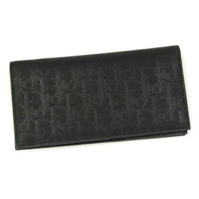 クリスチャンディオール 長財布