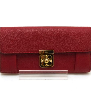クロエ エルシー 長財布