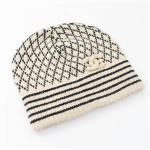 シャネル ニット帽