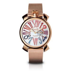 ガガミラノ GaGaMILANO 腕時計 46MM SLIM GOLD 5081.1