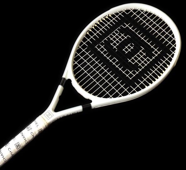 シャネル テニスラケット