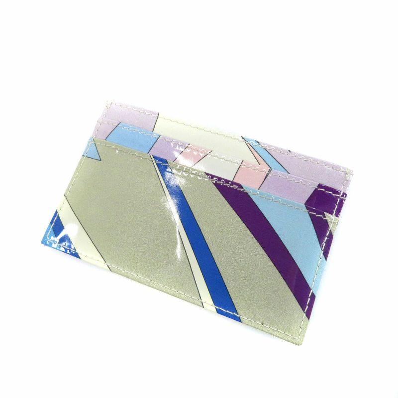 エミリオプッチ レディース カードケース