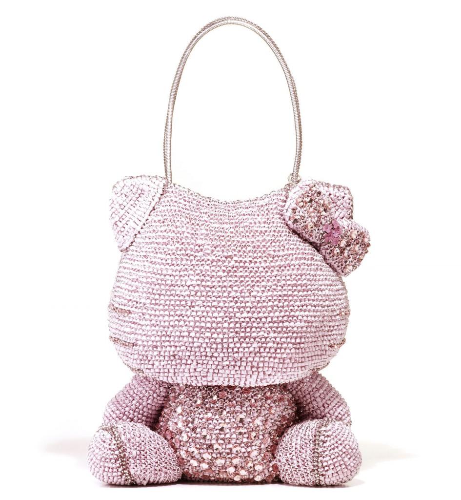 アンテプリマ ワイヤーバッグ ラーゾ キティ
