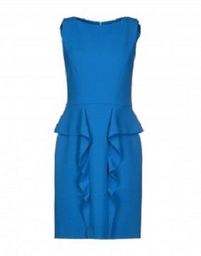 エミリオプッチ ショートドレス ブルー