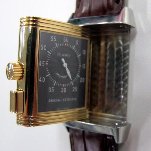 ジャガールクルト レベルソ 腕時計