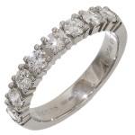 デビアス ダイヤ 指輪