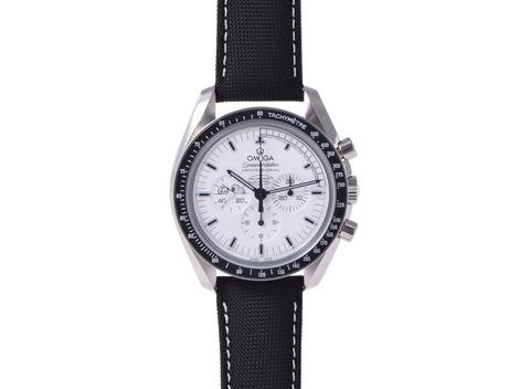 オメガ スピードマスター アポロ13号 スヌーピーアワード   311.32.42.30.04.003 シルバー文字盤 SS/手巻き