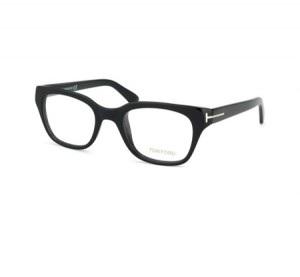 【トムフォード】黒ブチメガネ