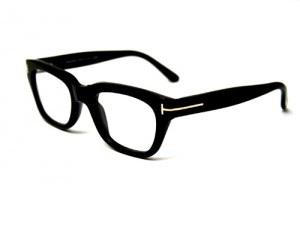 【トムフォード】黒ぶちメガネ