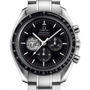 オメガ スピードマスター 月着陸40周年記念限定モデル 311.3042.30.01.002