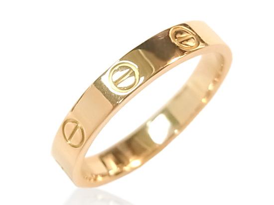 カルティエ ラブリング 指輪