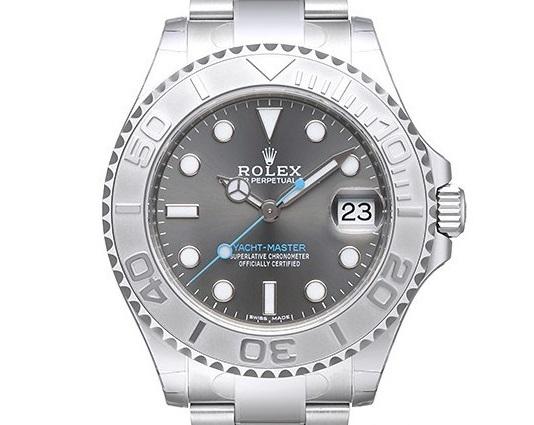 ロレックス ヨットマスター ロレジウム 268622
