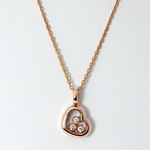 ショパール ハッピーダイヤモンド ネックレス