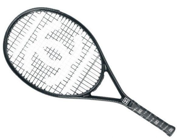 シャネル テニスラケット 激レア