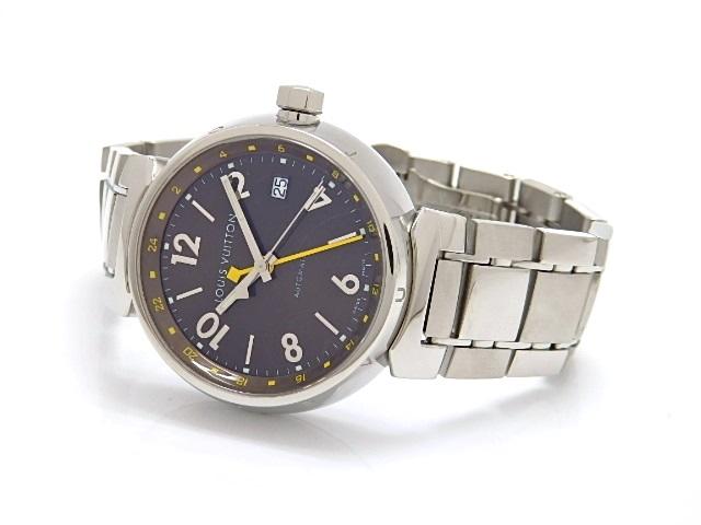 ルイヴィトン タンブール オートマティック GMT