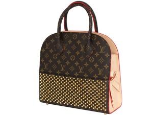 ルイヴィトン×クリスチャンルブタン アイコノクラストショッピングバッグ